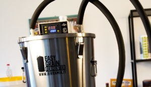 sistema di raffreddamento easy grain chiller