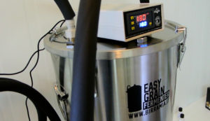 test easy grain chiller