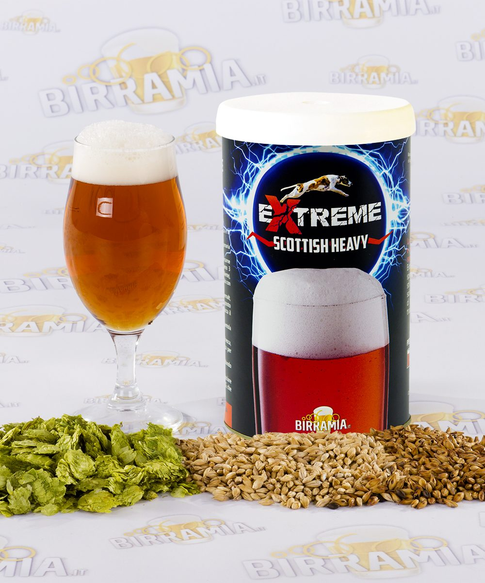 birra scozzese scottish heavy birra extreme