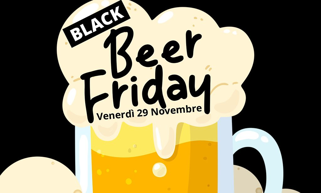 black beer friday birramia 2019