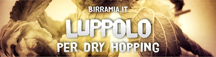 Luppolo per dry hopping