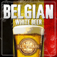 Kit Birra all grain Belgian White Beer per 23 litri