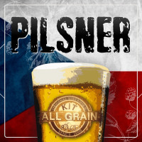 Kit Birra all grain Pilsner per 23 litri