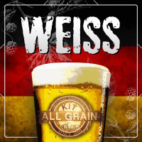 Kit Birra all grain Weiss per 23 litri