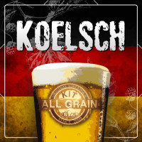 Kit Birra all grain Koelsch per 23 litri
