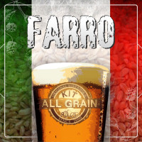 Kit Birra all grain al farro per 23 litri