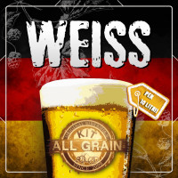 Kit Birra all grain Weiss Nano per 10 litri