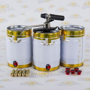 Kit di spillatura Beer King Deluxe