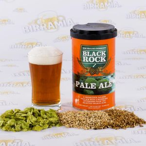 Black Rock Pale Ale 1,7 kg - malto pronto