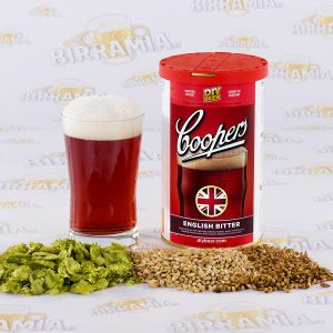 Coopers English Bitter 1,7 kg - malto pronto