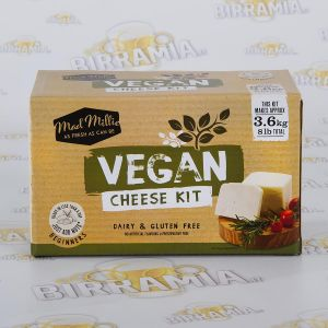 Mad Millie Vegan: kit per formaggi vegani