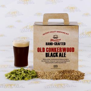 Old Conkerwood Black Ale - Muntons