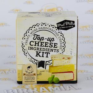 Mad Millie's Top-Up Kit - Ingredienti per formaggio fatto in casa