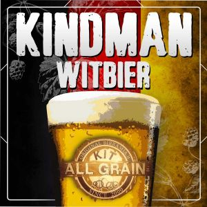 Kit Birra all grain Kindman Wit