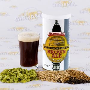 Malto pronto Northumberland Brown Ale 1,8 kg - Brewmaker Premium