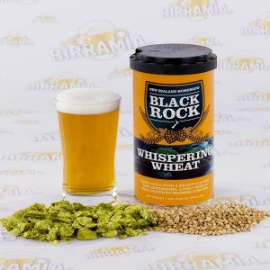 Black Rock Whispering Wheat (birra di grano) 1,7 kg - malto pronto