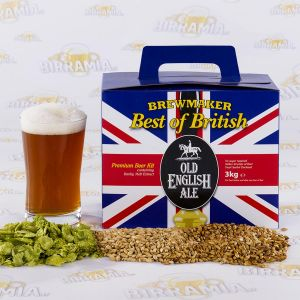 Brewmaker B.B. Old English Ale (Bitter) 3 kg - malto pronto