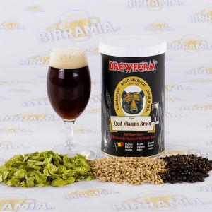 Malto pronto Old Flemish Brown 1,5 kg - Brewferm