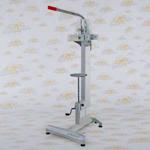 Tappatrice manuale Zeus Special 75
