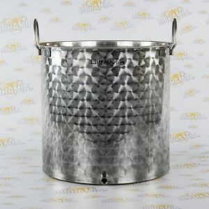 100 L Stainless Steel Brew Pot with Tap