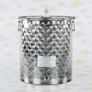 Stainless Steel Fermenter 150 litres