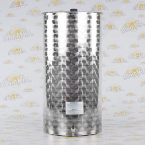 Stainless Steel Tank for Oil - 75 L