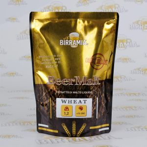 Beermalt Liquid WHEAT - Wheat Malt Extract in syrup 1,2 kg