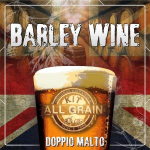 Kit Barley Wine all grain for 16,50 litres - Double Malt