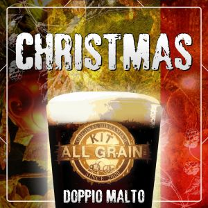 Kit Christmas beer all grain for 17,5 litres - Double Malt