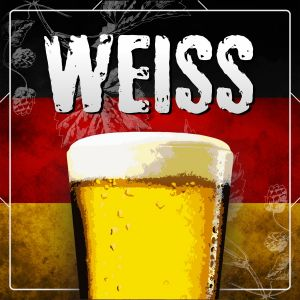 Kit Birramia e+g Weiss (Wheat Beer) Super Premium