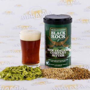 Black Rock Bitter 1,7 kg - Hopped Malt