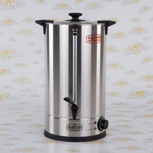 Electric kettle for sparging 18 litres