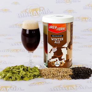 Malto pronto Winter Ale (Ex Christmas) 1,5 kg - Brewferm