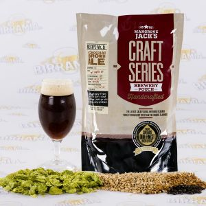 Hopped Malt Chocolate Brown Ale - Mangrove Jack's - 2,2 kg