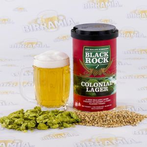Black Rock Colonial Lager 1,5 kg