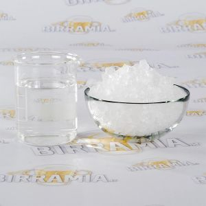 Crystals of candied white sugar 25 kg