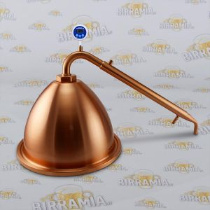 Alembic Pot Still Attachments with Copper Dome Top - for Grainfather