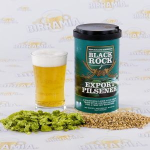 Black Rock Export Pilsner 1,7 kg - Hopped Malt
