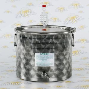 Stainless Steel Fermenter 30 litres