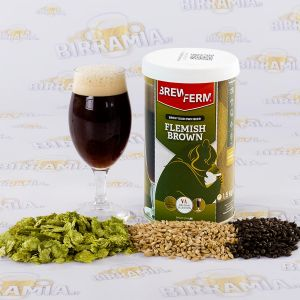 Malto pronto Flemish Brown (ex Old Flemish Brown) 1,5 kg - Brewferm