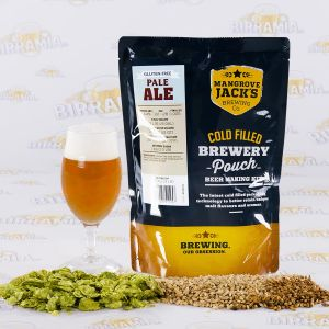 Gluten Free Pale Ale Hopped Malt Extract - Mangrove Jack's - 1,8 kg