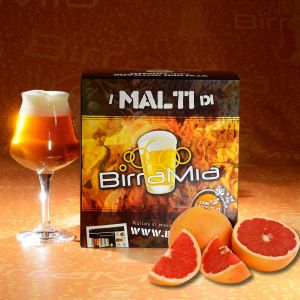 Grapefruit IPA - Hopped Malt for a golden fuity beer - Special Edition