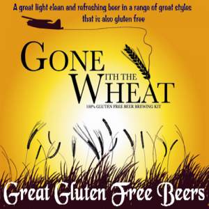 Beer Kit USA Style Lager 3 kg gluten-free - Gone With The Wheat
