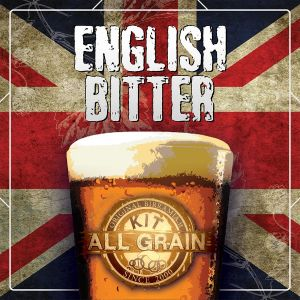 Kit English Beer all grain for 23 litres