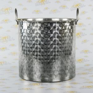500 L Stainless Steel Brew Pot