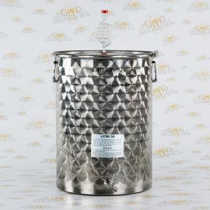 Stainless Steel Fermenter 50 litres