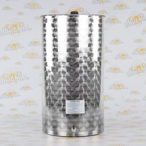 Stainless Steel Tank for Oil - 100 L