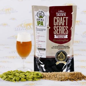 Hopped malt India Pale Ale (IPA) with dry hopping - 2,2 kg - Mangrove Jack's