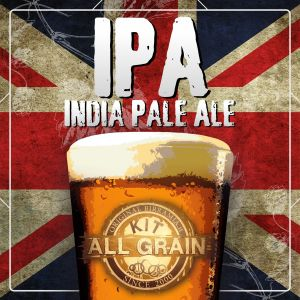Kit India Pale Ale (IPA) all grain for 23 litres