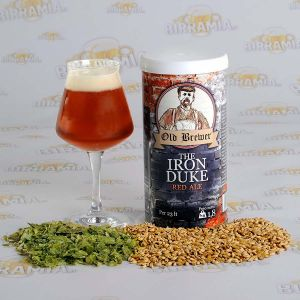 The Iron Duke - Red Ale 1,8 kg - Hopped Malt